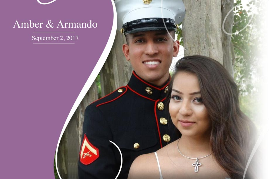 Nearlywed Amber and Armando - September 2, 2017 Wedding