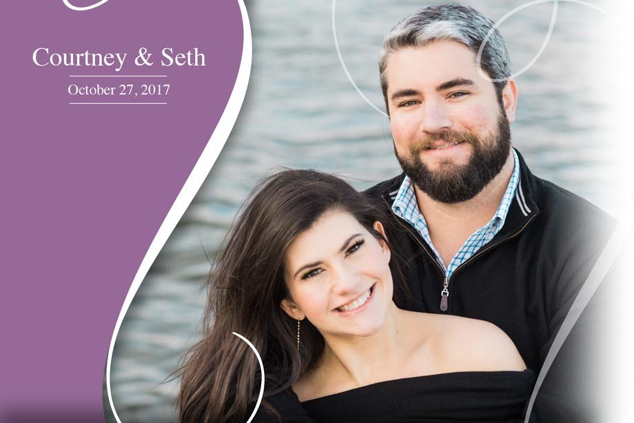 Nearlywed Courtney and Seth - October 27, 2017 Wedding