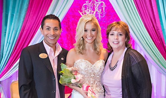Miss Texas Outstanding Teen ricardo tomas weddings event planner