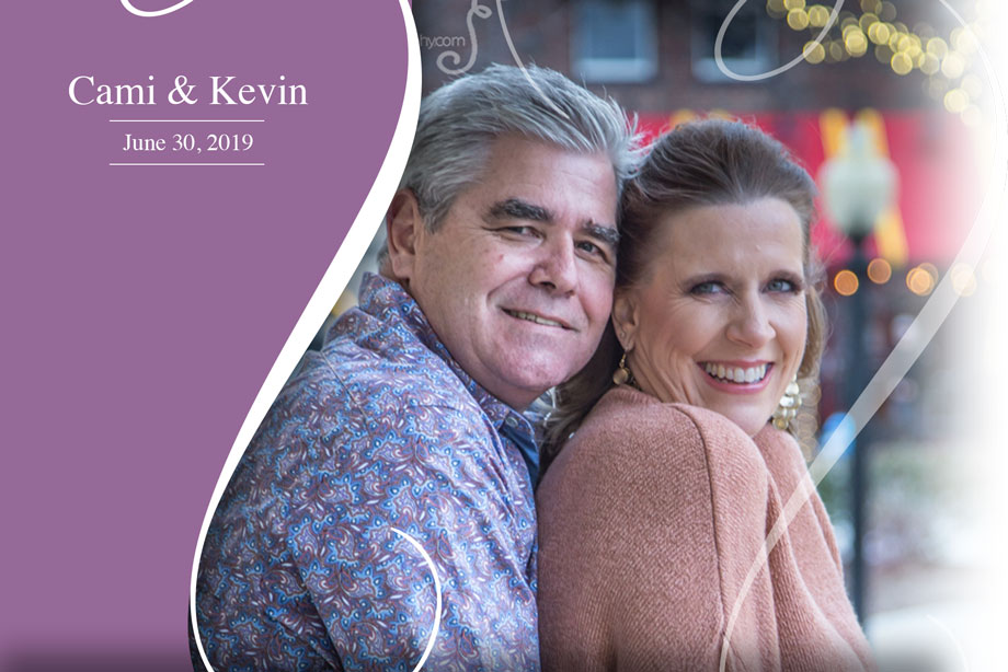 Nearlywed Cami & Kevin - June 30, 2019 Wedding ricardo tomas weddings event planner